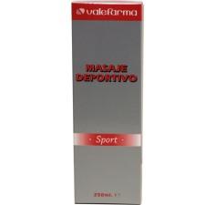 MASAJE DEPORTIVO VALEFARMA 250 ML