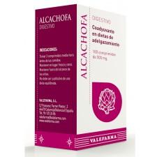 ALCACHOFA VALEFARMA 100 COMP. DE 500 MG